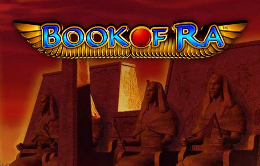 Book of Ra Novomatic